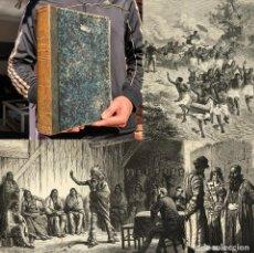 Libros antiguos: 1878 EL MUNDO EN LA MANO. VIAJE PINTORESCO A LAS CINCO PARTES DEL MUNDO . Lote 195391516
