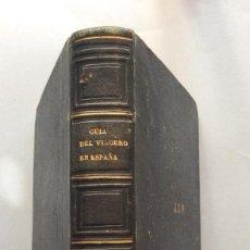 Libros antiguos: GUÍA DEL VIAJERO EN ESPAÑA. . FRANCISCO DE PAULA MELLADO. MADRID- 1852. Lote 195731353