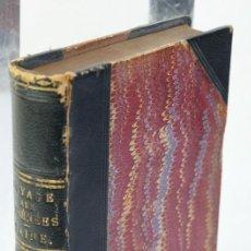 Libros antiguos: VOYAGE AUX PYRÉNÉES-H.TAINE-LIBR.HACHETTE ET CIE, PARIS 1875. Lote 196109292