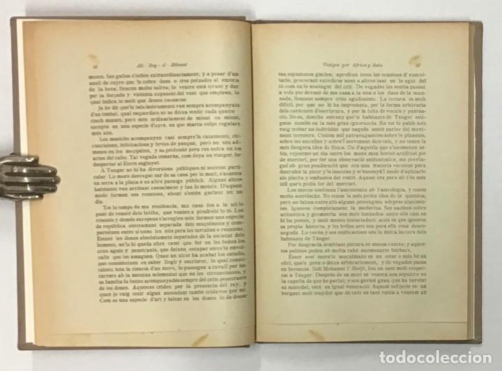 Libros antiguos: VIATGES DE ALI-BEY EL-BABBASSI (Domingo Badia y leblich) per África y Asia durant los anys 1803... - Foto 5 - 196647518