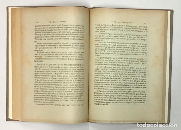 Libros antiguos: VIATGES DE ALI-BEY EL-BABBASSI (Domingo Badia y leblich) per África y Asia durant los anys 1803... - Foto 6 - 196647518