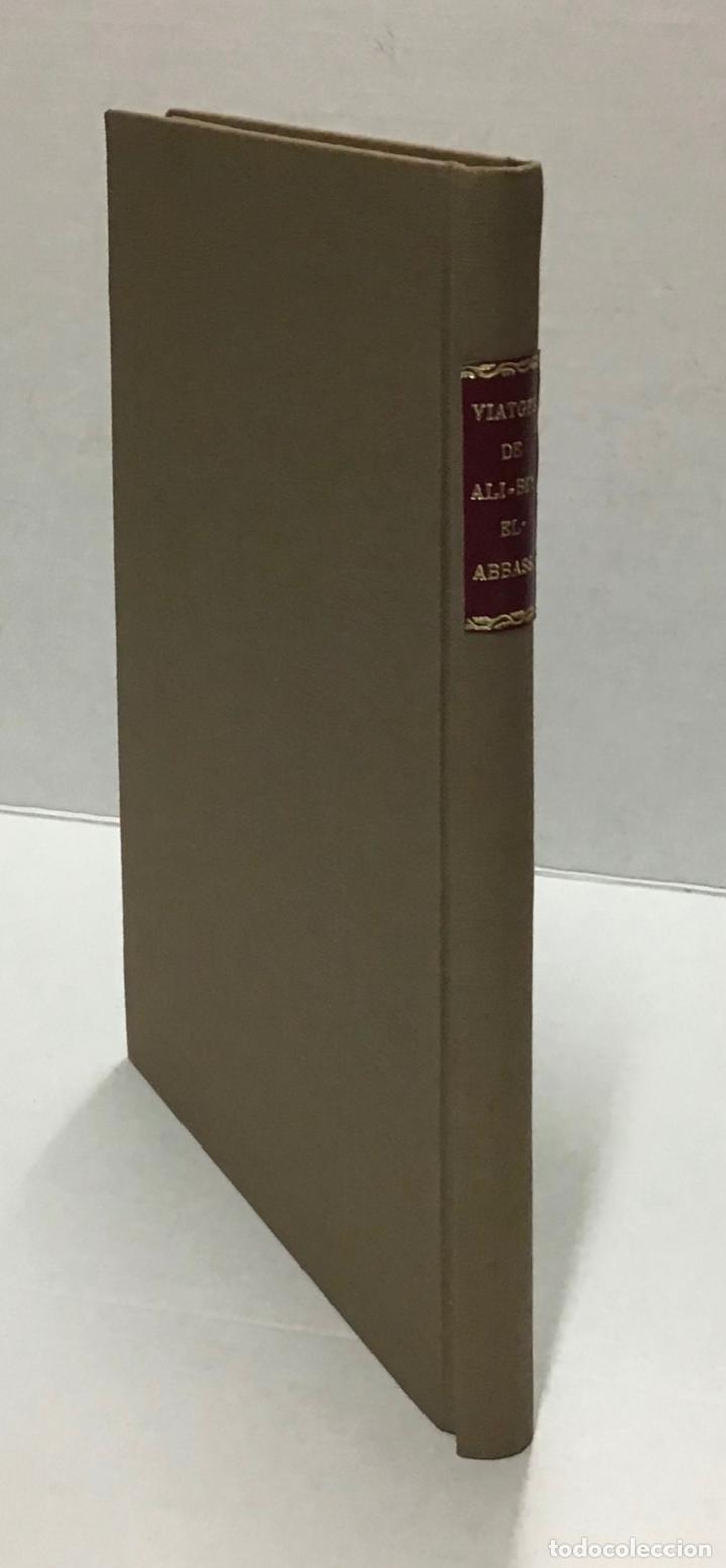 VIATGES DE ALI-BEY EL-BABBASSI (DOMINGO BADIA Y LEBLICH) PER ÁFRICA Y ASIA DURANT LOS ANYS 1803... (Libros Antiguos, Raros y Curiosos - Geografía y Viajes)