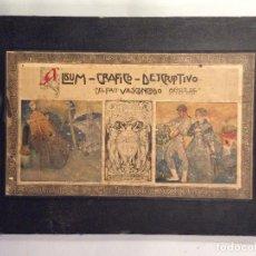 Libros antiguos: ALBUM GRÁFICO-DESCRIPTIVO DEL PAÍS VASCONGADO. TOMO DE GUIPUZKOA. AÑOS DE 1914-1915. Lote 196651852