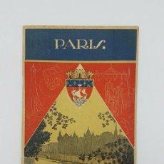 Libros antiguos: GUIA DE PARIS DE LOS AÑOS 20 ( ILUSTRADA ) EN ESPAÑOL. Lote 196764343