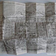 Livros antigos: LIBRERIA GHOTICA.ADRICOMIO DELPHO.BREVE DESCRIPCIÓN DE LA CIUDAD DE JERUSALEN.1799.CON GRAN MAPA. Lote 197056843