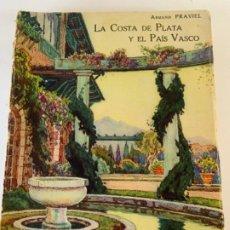 Libros antiguos: LA COSTA DE PLATA Y EL PAÍS VASCO. Lote 197081772