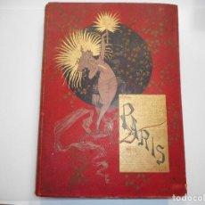 Libros antiguos: VV.AA. PARÍS Y99271T. Lote 197116808