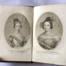 Libros antiguos: GUIA DE FORASTEROS EN MADRID, PARA EL AÑO DE 1840-MADRID. Lote 200815350