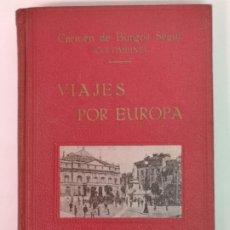 Livres anciens: VIAJES POR EUROPA EDT. MAUCCI 1905. Lote 201204441