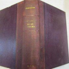 Libros antiguos: ECONOMIA SOCIAL TEORICA - GUSTAVO CASSEL - EDI AGUILAR 1933 + INFO. Lote 201647437