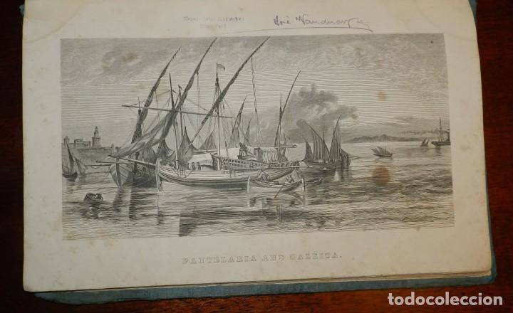 Libros antiguos: Libro The Route of the Overland Mail to India. From Southampton to India. Contiene 32 grabados a tod - Foto 19 - 201682721
