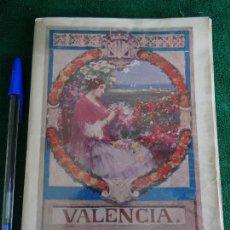 Libros antiguos: VALENCIA. GUIA TURISTA ILUSTRADA DE LA PROVINCIA. SARTHOU CARRERES. 1927. Lote 202084615