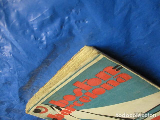 Libros antiguos: BOSTON BARCELONA. ENRIC BLANCO. SABADELL 1931. LIBRO DE VIAJES. CATALAN - Foto 3 - 202483576