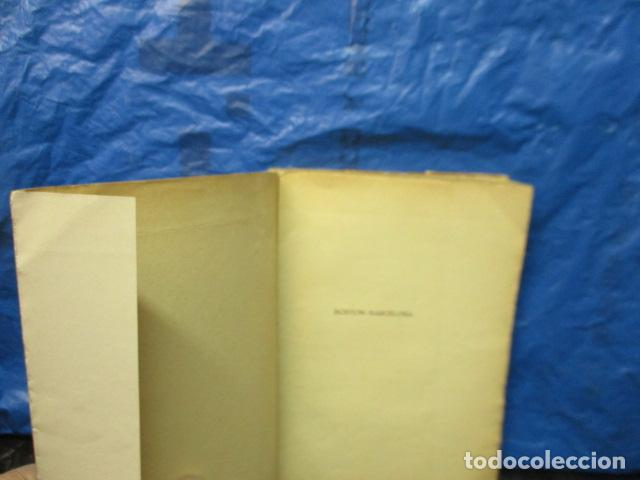 Libros antiguos: BOSTON BARCELONA. ENRIC BLANCO. SABADELL 1931. LIBRO DE VIAJES. CATALAN - Foto 5 - 202483576