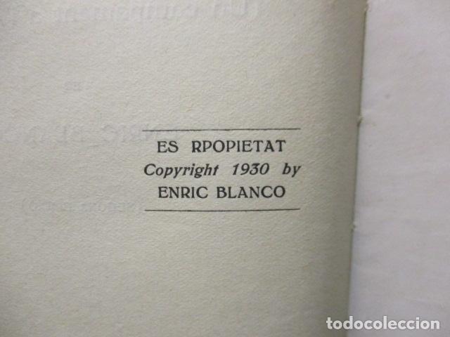 Libros antiguos: BOSTON BARCELONA. ENRIC BLANCO. SABADELL 1931. LIBRO DE VIAJES. CATALAN - Foto 8 - 202483576