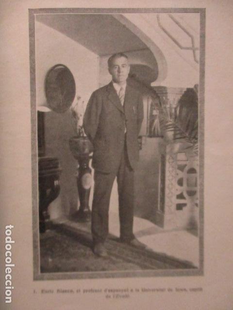 Libros antiguos: BOSTON BARCELONA. ENRIC BLANCO. SABADELL 1931. LIBRO DE VIAJES. CATALAN - Foto 9 - 202483576