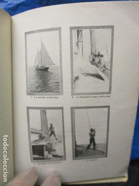 Libros antiguos: BOSTON BARCELONA. ENRIC BLANCO. SABADELL 1931. LIBRO DE VIAJES. CATALAN - Foto 11 - 202483576