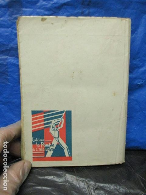 Libros antiguos: BOSTON BARCELONA. ENRIC BLANCO. SABADELL 1931. LIBRO DE VIAJES. CATALAN - Foto 13 - 202483576