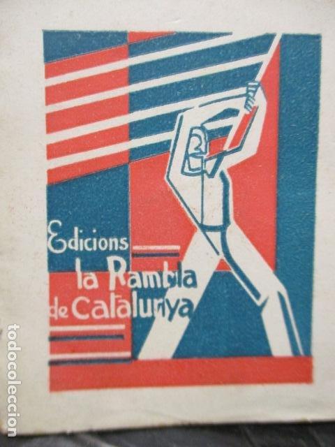 Libros antiguos: BOSTON BARCELONA. ENRIC BLANCO. SABADELL 1931. LIBRO DE VIAJES. CATALAN - Foto 14 - 202483576