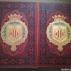Livres anciens: LLORENTE TEODORO. VALENCIA 2VOL.. Lote 202526491