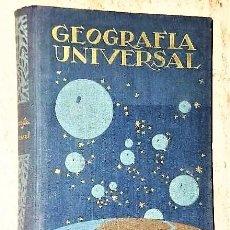 Libros antiguos: GEOGRAFÍA UNIVERSAL. DESCRIPCIÓN PINTORESCA Y ABREVIADA DE TODOS LOS PAÍSES DEL MUNDO.. Lote 203425882