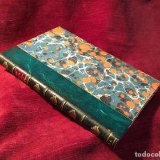 Libros antiguos: VIAJE DE REGRESO DE LA RESOLUCIÓN A.FERY. MADRID 1882. BRUGALLA ENCUADERNADOR.. Lote 203872180