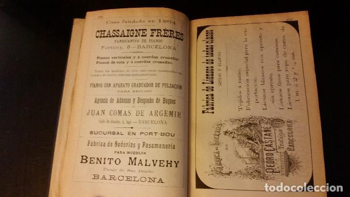 Libros antiguos: 1892 - EDUARDO TODA - Guía de España y Portugal - PLANOS - Foto 4 - 204171812
