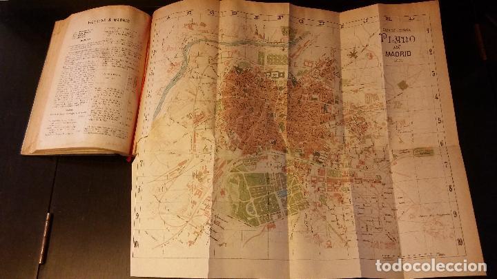Libros antiguos: 1892 - EDUARDO TODA - Guía de España y Portugal - PLANOS - Foto 6 - 204171812