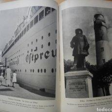 Livres anciens: DAS MALERISCHE OSTPREUSSEN PRUSIA 1938 ALEMANIA KONIGSBERG. Lote 205015338