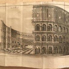 Libros antiguos: NOUVEAU VOYAGE D'ITALIE...TOMO II, 1731. F. MAXIMILIEN MISSON. NUMEROSOS GRABADOS. Lote 205591073