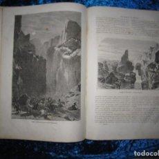 Libros antiguos: LA VUELTA AL MUNDO. VIAJES INTERESANTES Y NOVÍSIMOS. GASPAR Y ROIG 1865. TOMO III. Lote 206126076