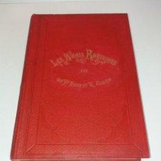 Libros antiguos: EXTRORDINARIO LIBRO LOS VERDADEROS ROBINSONES 1863 MAS DE 150 AÑOS DE ANTIGUEDAD. Lote 207115461