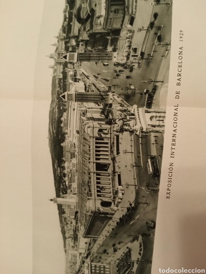 Libros antiguos: 1929 Libro Exposición Internacional Barcelona - Foto 4 - 207410302