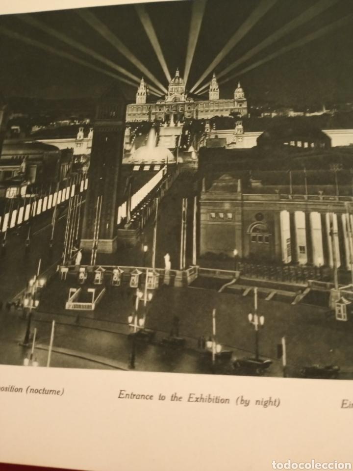 Libros antiguos: 1929 Libro Exposición Internacional Barcelona - Foto 5 - 207410302