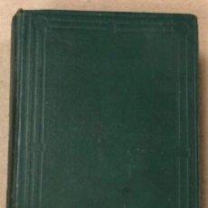 Libros antiguos: CURSO DE GEOGRAFÍA POR E. CORTAMBERT. EDITADO POR LIBRERÍA HACHETTE (1905), PARIS.. Lote 155636946