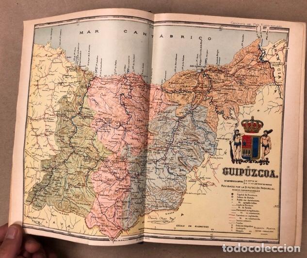 Libros antiguos: GEOGRAFÍA GENERAL DEL PAÍS VASCO-NAVARRO. TOMO 1: PROVINCIA DE GUIPÚZCOA POR SERAPIO MÚGICA - Foto 4 - 208177726
