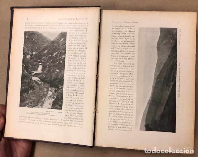 Libros antiguos: GEOGRAFÍA GENERAL DEL PAÍS VASCO-NAVARRO. TOMO 1: PROVINCIA DE GUIPÚZCOA POR SERAPIO MÚGICA - Foto 5 - 208177726