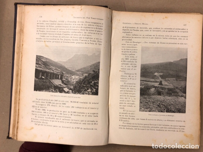 Libros antiguos: GEOGRAFÍA GENERAL DEL PAÍS VASCO-NAVARRO. TOMO 1: PROVINCIA DE GUIPÚZCOA POR SERAPIO MÚGICA - Foto 6 - 208177726
