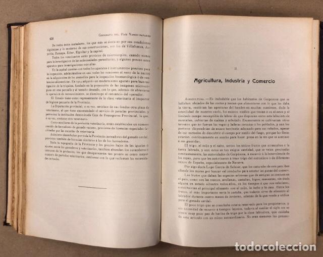 Libros antiguos: GEOGRAFÍA GENERAL DEL PAÍS VASCO-NAVARRO. TOMO 1: PROVINCIA DE GUIPÚZCOA POR SERAPIO MÚGICA - Foto 9 - 208177726
