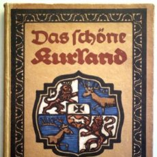 Libros antiguos: MEIBNER, DON CARL - DAS SCHONE RURLAND - MÜNCHEN 1917 - MUY ILUSTRADO. Lote 208223083