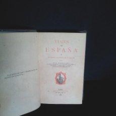 Libros antiguos: PEDRO ANTONIO DE ALARCÓN - VIAJES POR ESPAÑA (OBRAS TOMO 4) - 1883. Lote 209119450