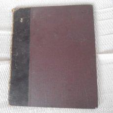 Libros antiguos: ATLAS GEOGRÁFICO UNIVERSAL Y DE ESPAÑA, INSTITUTO GEOGRAFICO DE AGOSTINI S.A.,1935. Lote 209156906