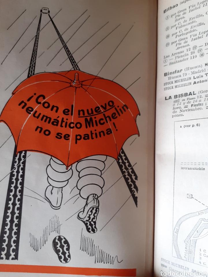 Libros antiguos: Guía Michelín España Portugal 1929 - Foto 3 - 209710940