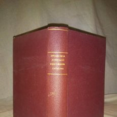 Livros antigos: ANUARI DE LA ASSOCIACIO D´ EXCURSIONS CATALANA - ANY PRIMER 1881 - BELLOS GRABADOS - MONTAÑISMO.. Lote 210683551