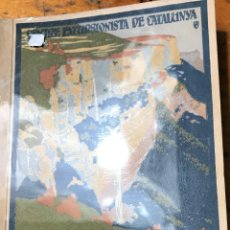 Livros antigos: CENTRE EXCURSIONISTA DE CATALUNYA : LES GUILLERIES (1924). Lote 212869336