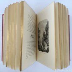 Libros antiguos: VOYAGE AUX PYRÉNÉES - H.TAINE - 1880 - ILUSTRADO POR GUSTAVE DORÉ - MAGNÍFICO EJEMPLAR. Lote 213737092