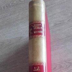 Libros antiguos: LA VUELTA AL MUNDO . VIAJES INTERESANTES Y NOVISIMOS. ED. GASPAR Y ROIG. TOMOS 1-2.1868-1869.. Lote 213756863