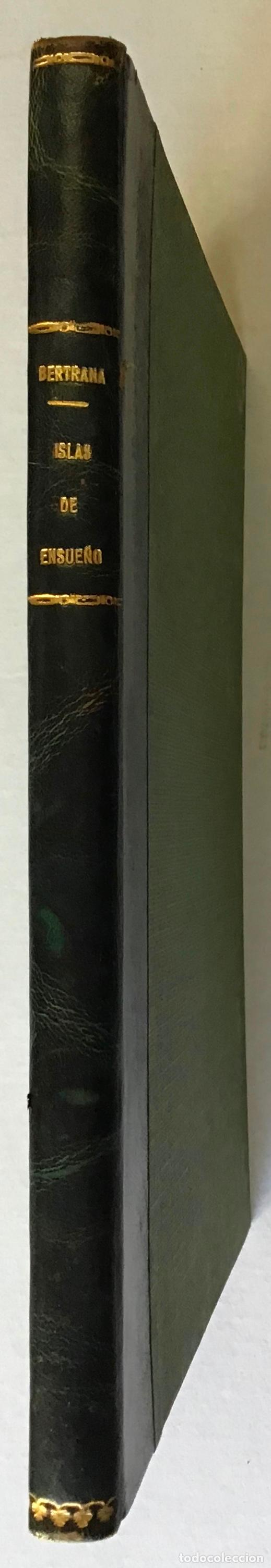 Libros antiguos: ISLAS DE ENSUEÑO. Tres años entre los indígenas de la Polinesia. - BERTRANA, Aurora. - Foto 2 - 123164640