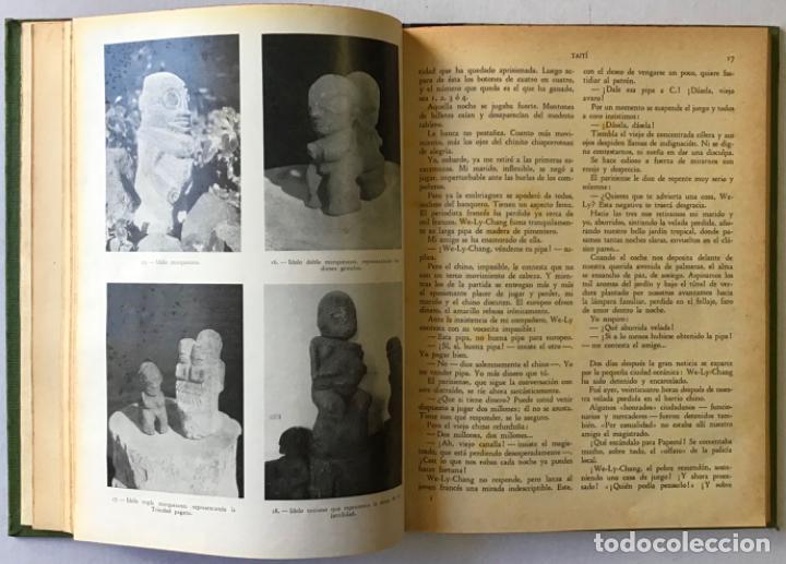 Libros antiguos: ISLAS DE ENSUEÑO. Tres años entre los indígenas de la Polinesia. - BERTRANA, Aurora. - Foto 4 - 123164640