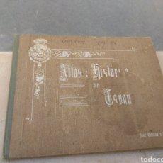 Libros antiguos: ANTIGUO ATLAS HISTORIA DE ESPAÑA - JOSÉ ESTEBAN Y GÓMEZ AÑO 1916. Lote 213986692